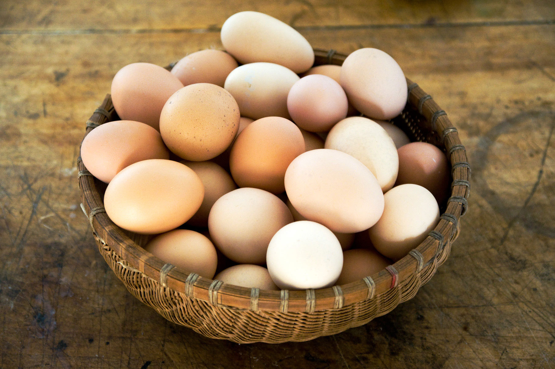 Omega-3 Eggs: Healthy and Taste Great
