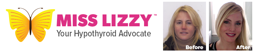 Miss Lizzy Thyroid Advocate